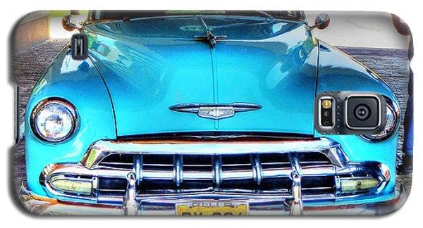 Cuban Taxi Galaxy S5 Case by Pennie  McCracken