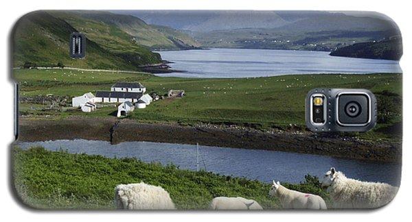 Cuillin Mountains - Isle Of Skye Galaxy S5 Case