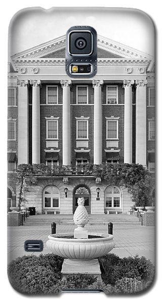 Culinary Institute Of America Roth Hall Galaxy S5 Case by University Icons