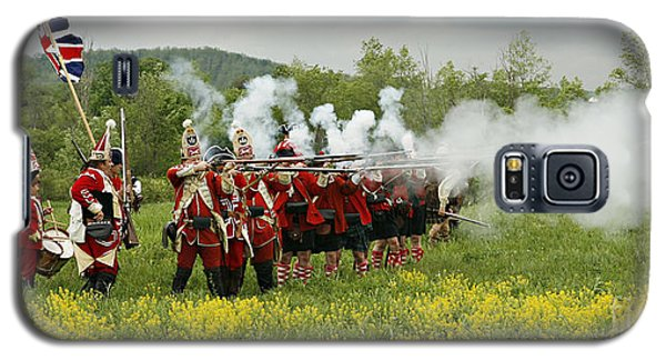 Culloden Loyalists Galaxy S5 Case