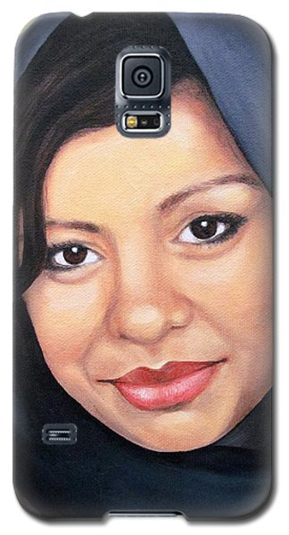 Cultured Beauty Galaxy S5 Case