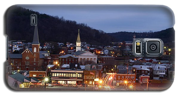 Cumberland At Night Galaxy S5 Case by Jeannette Hunt