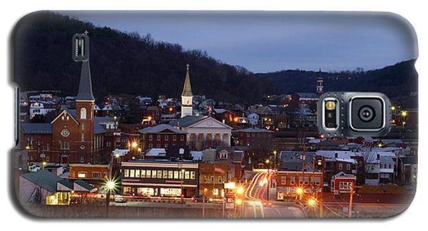 Cumberland At Night Galaxy S5 Case