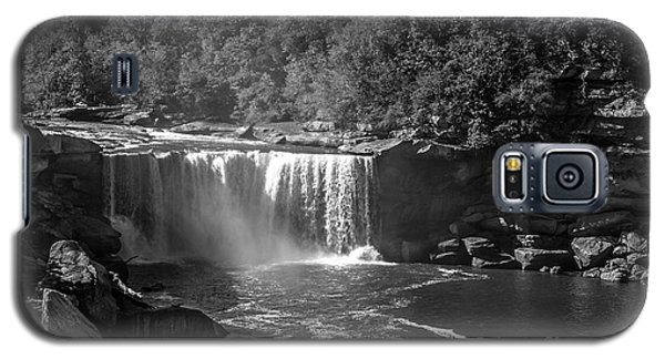 Cumberland Falls Five Bw Galaxy S5 Case by Ken Frischkorn