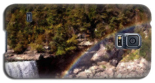 Cumberland Falls One Galaxy S5 Case by Ken Frischkorn