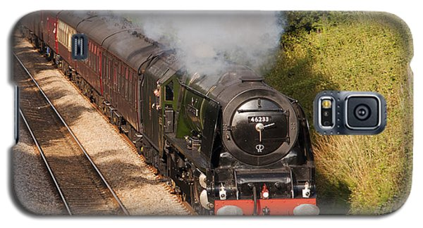 Galaxy S5 Case featuring the photograph Cumbrian Express II by Paul Scoullar