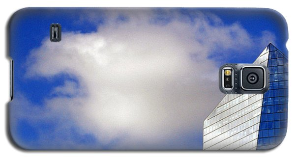 Cumulus And Cira Galaxy S5 Case by Lisa Phillips