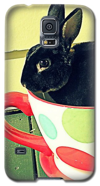 Cup O' Rabbit Galaxy S5 Case
