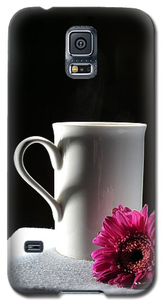 Cup Of Love Galaxy S5 Case