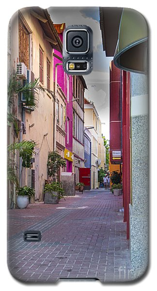 Curacao Alley Galaxy S5 Case