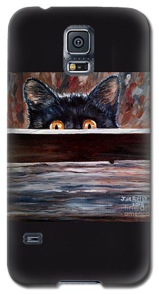 Curiosity Galaxy S5 Case by Julie Brugh Riffey