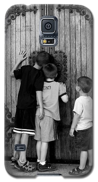 Curious Brothers Galaxy S5 Case