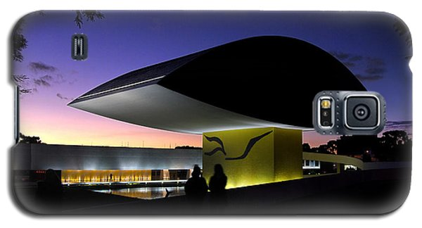Curitiba - Museu Oscar Niemeyer Galaxy S5 Case