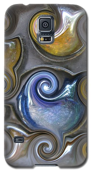 Curlicue II Galaxy S5 Case
