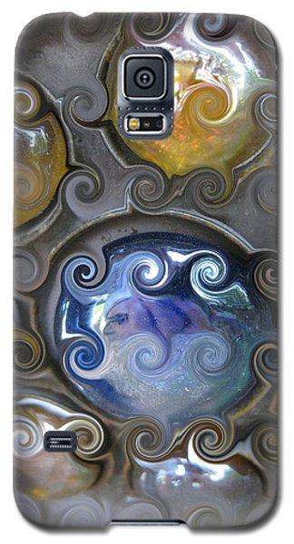 Curlicue IIi Galaxy S5 Case