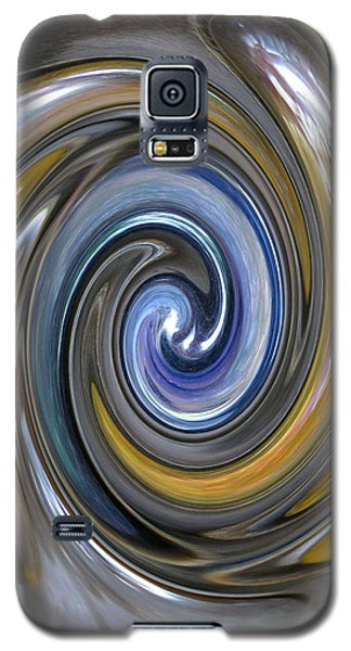 Curlicue Twirl Galaxy S5 Case