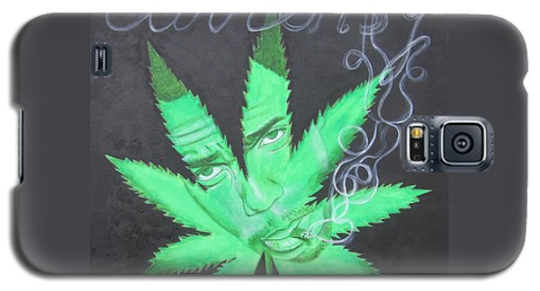 Galaxy S5 Case featuring the painting Currensy by Jeepee Aero