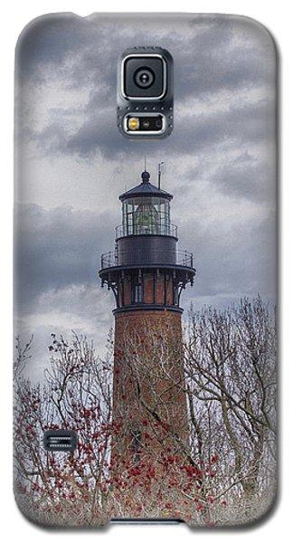 Currituck Beach Light Galaxy S5 Case