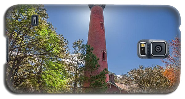 Currituck Beach Lighthouse  Galaxy S5 Case