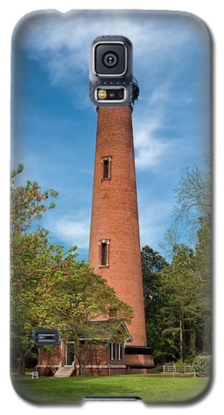 Currituck Beach Lighthouse Galaxy S5 Case