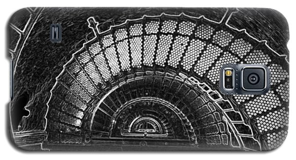 Currituck Lighthouse Stairs Galaxy S5 Case