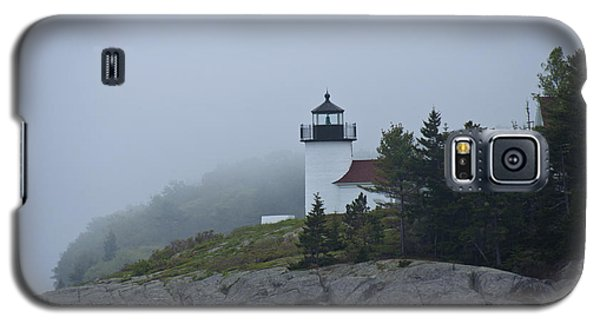 Curtis Island Lighthouse Galaxy S5 Case by Daniel Hebard