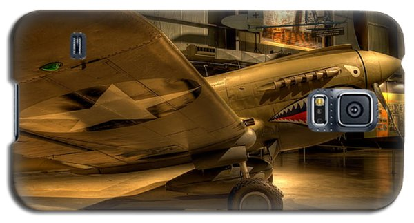 Curtiss P-40 Warhawk Galaxy S5 Case