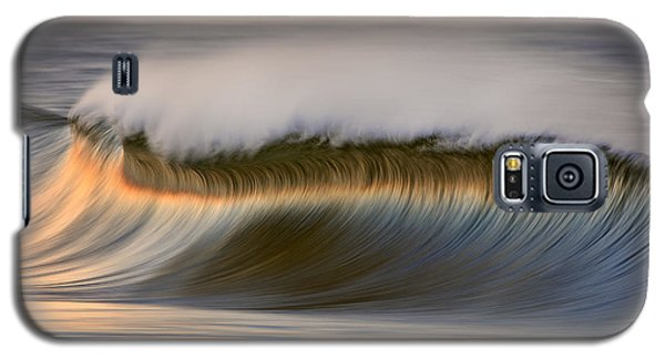 Galaxy S5 Case featuring the photograph Curved Crest C6j9295 by David Orias