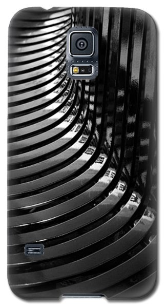 Curved Galaxy S5 Case by Wendy Wilton