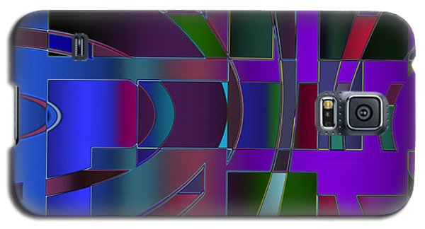 Curves And Trapezoids 2 Galaxy S5 Case