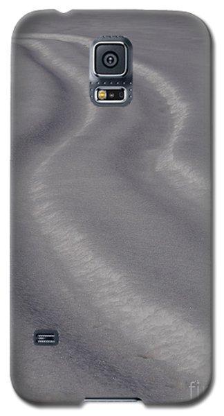 Curvy Galaxy S5 Case by Jane Ford