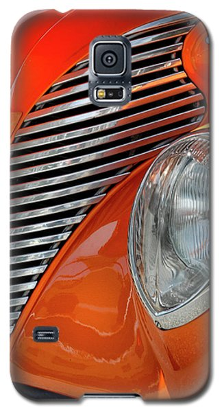 Galaxy S5 Case featuring the photograph Custom Car Detail by Dave Mills