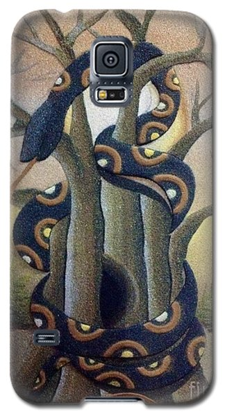 Custom Galaxy S5 Case by Fania Simon