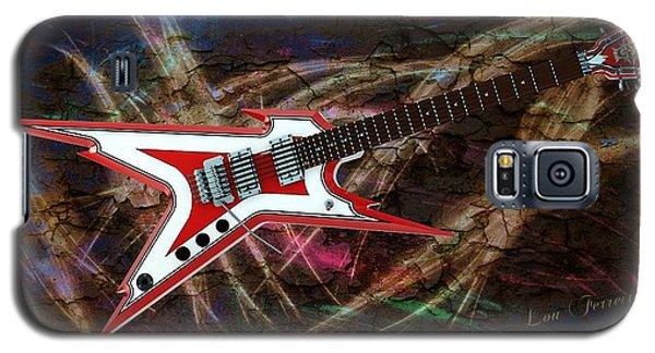 Custom Guitar  Galaxy S5 Case