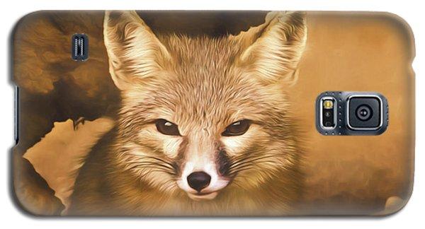Cute Fox  Galaxy S5 Case