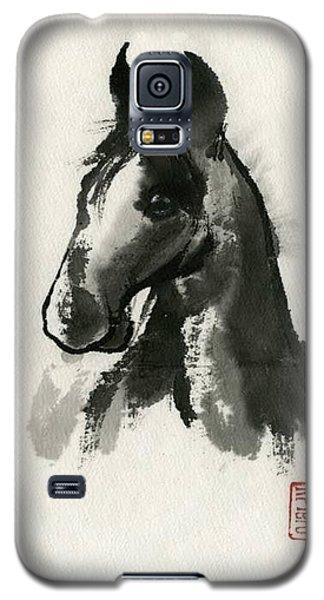 Cutie Galaxy S5 Case by Ping Yan
