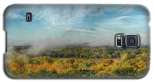 Galaxy S5 Case featuring the photograph Cuyahoga Valley Panarama by Daniel Behm