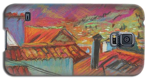 Cuzco Rooftops Galaxy S5 Case