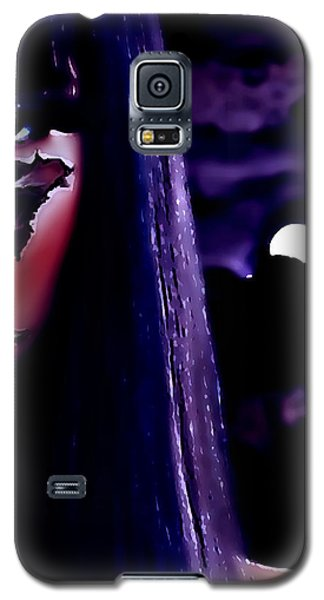 Galaxy S5 Case featuring the digital art Cyber Love by Persephone Artworks