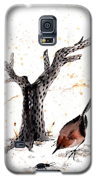 Cycles Of Life Galaxy S5 Case
