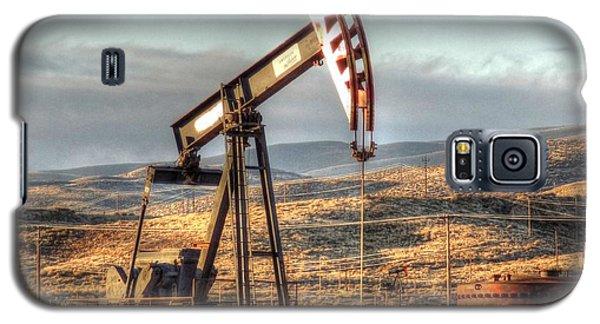 Cymric Field IIi Galaxy S5 Case by Lanita Williams
