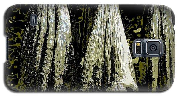 Cypress Three Galaxy S5 Case by Sally Simon