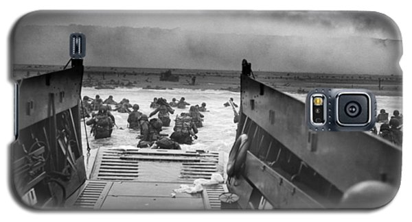D-day Landing Galaxy S5 Case by War Is Hell Store