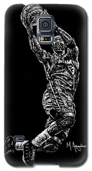 Sport Art Galaxy S5 Case - D. Wade by Maria Arango