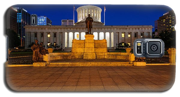 D13l112 Ohio Statehouse Photo Galaxy S5 Case