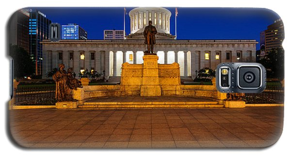 D13l112 Ohio Statehouse Photo Galaxy S5 Case