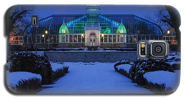D5l-280 Franklin Park Conservatory Galaxy S5 Case