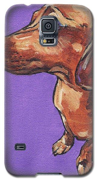 Dachshund Galaxy S5 Case