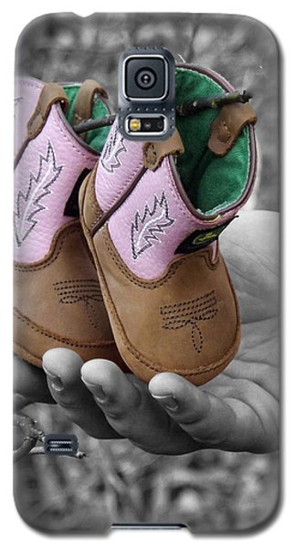 Daddy's Lil Country Girl Galaxy S5 Case