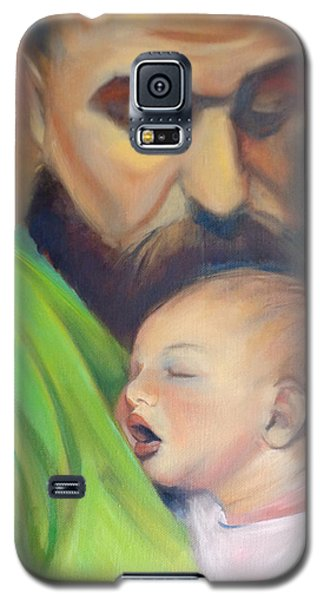 Daddy's Little Girl Galaxy S5 Case